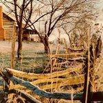 1790 Fort Charrette Trading Post