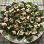 Tomaten - Mozzarella