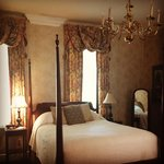 Loved our room at King George IV Inn