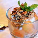 Fruit Cup with yogurt and house-made granola