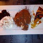 Assiette gourmande : quand on ne sait quel dessert choisir...