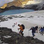 Ruapehu Crater Lake Guided Trek