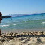 best beach in Crete