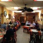 Noche en Dea Restaurante