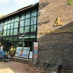 Recepção do Phi Phi Andaman Legacy