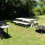 Vinery Outdoor Area