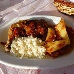 Chicken Tserapi
