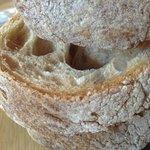 Fresh bread to begin ...