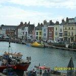 Town bridge - harbour