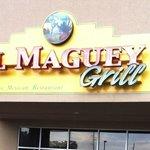 El Maguey facade