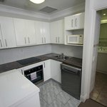 Kitchen in all one and two bedroom apartments