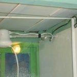 Banheiro(fiação elétrica)