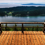 Mt.Norman is the highest point on Pender Island, let Poets Cove staff take you there on a guided