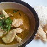 best Thai chicken curry