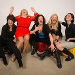 Our cast includes five of the most clever and absolutely fun women you'll ever meet!