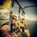 Taken with the GoPro Hero at 1200 feet above Siesta Key, FL