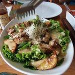 Uncle cheffy salad