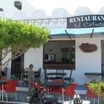Great restaurant in Puerto Villamil