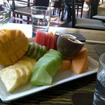 Breakfast Fruit Platter