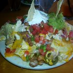 Their famous nachos!