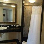 Accessible Room: Bathroom