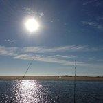 Alva Beach morning fishing
