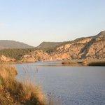 Sabah erken balık avı için mükemmel bir yer.3 km yürürseniz güzel balık yakalarsınız.