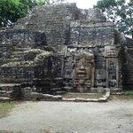 Lamanai Temple of Masks