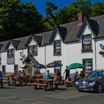 Glenmalure Lodge - nice pub