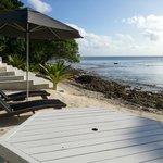 notre plage privée