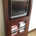 70s style TV console