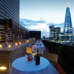 City Terrace - view of The Shard