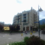 Whistler town square
