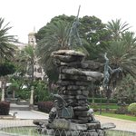 Las Palmas Fountain