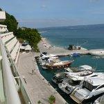 Superior Sea View 4 Etage Ausblick auf Marina - an Balkons entlang
