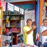 Табачный магазинчек