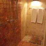 Shower number 1