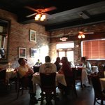 Main dining room: Weidmann's