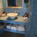 Moonlit Bathroom