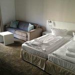 Betten / Couch