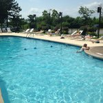 Härlig pool