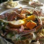 знаменитое ассорти из морепродуктов