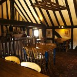 The Old Eden, upstairs dinning