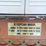 Closed Reception