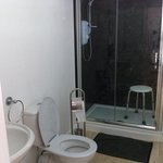 bathroom in flat 2
