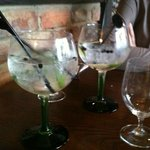 Great G&T - Mediterranean measures brought to Eversley !