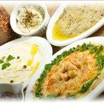 Pastas Arabes / Arabic Dips