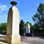 Memorial. Hyde park.
