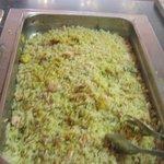 le riz le plat toujours présent mémé dans petit déjeuner avec du lait