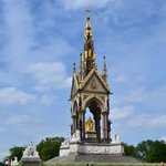 Royal Albert memorial.